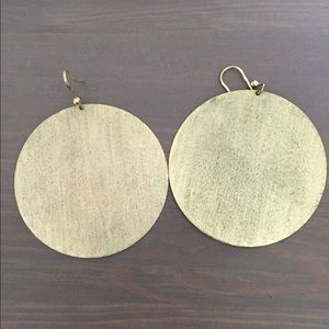 Jewelry - Brazilian Gold Discs